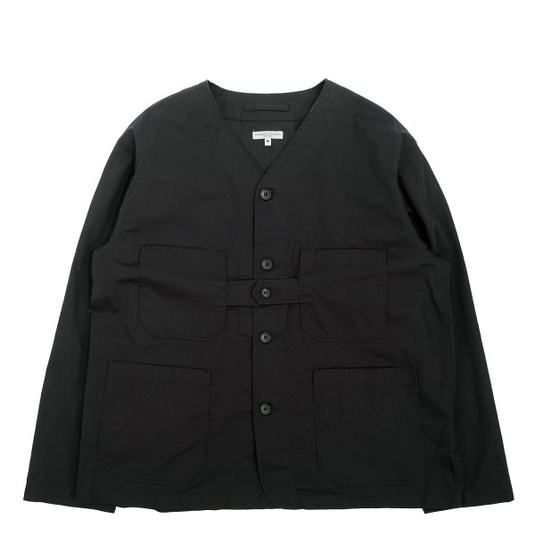 Engineered Garments High Count Twill Cardigan Jacket