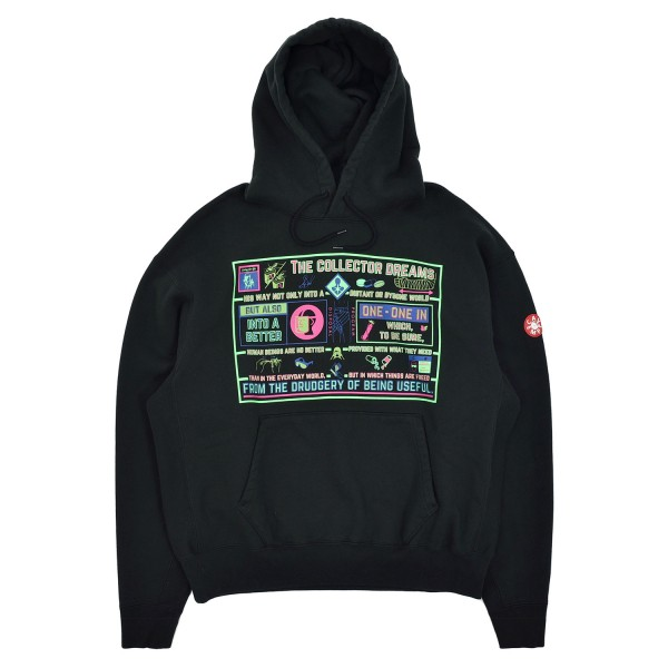 Cav Empt Chemical Engineering Heavy Hooded Sweatshirt