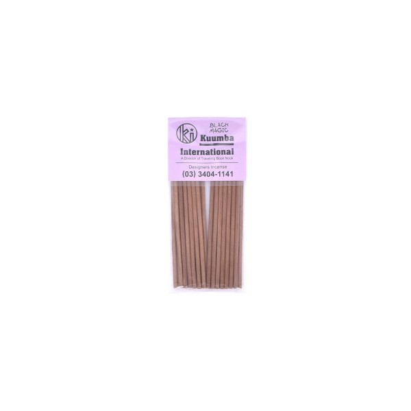Kuumba Incense Sticks Mini Black Magic