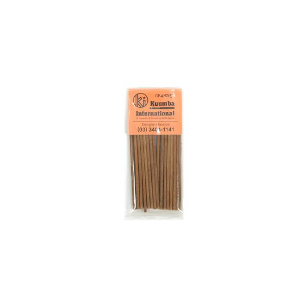 Kuumba Incense Sticks Mini Orange