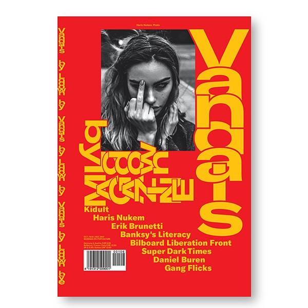 Lodown Vandals Magazine