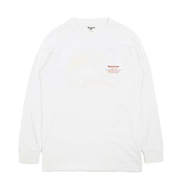 Reception Camille Longsleeve T-Shirt