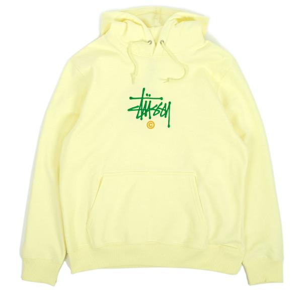 Stussy Copyright Embroidered Hooded Sweatshirt