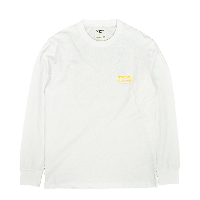 Reception Mareyeur Longsleeve T Shirt Firmament Berlin Renaissance