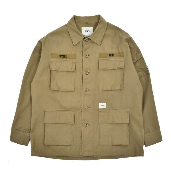 Wtaps Jungle Longsleeve Shirt