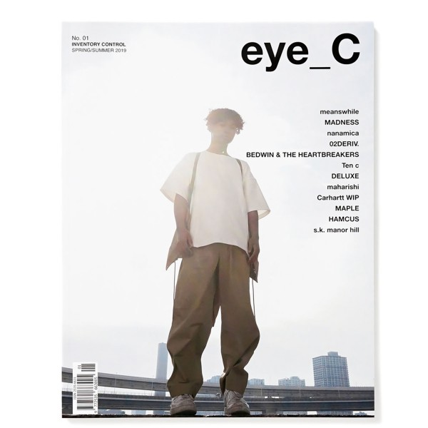 eye_C magazine No. 01 SPRING/SUMMER 2019