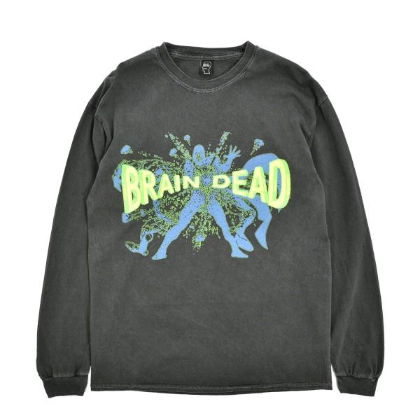 Brain Dead Blammin Longsleeve T-Shirt