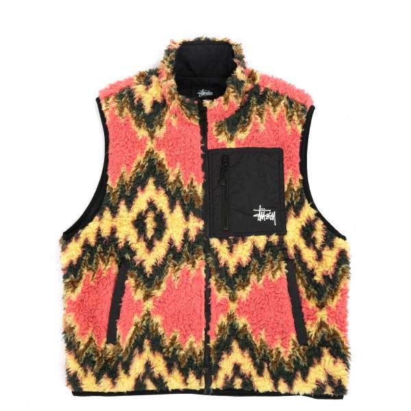 Stussy Filmore Sherpa Vest