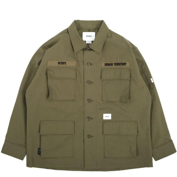 Wtaps Jungle Longsleeve Shirt