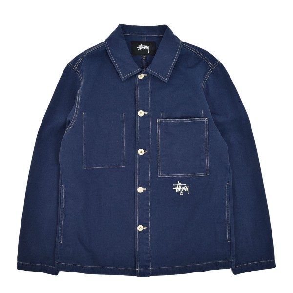 Stussy Canvas Shop Jacket