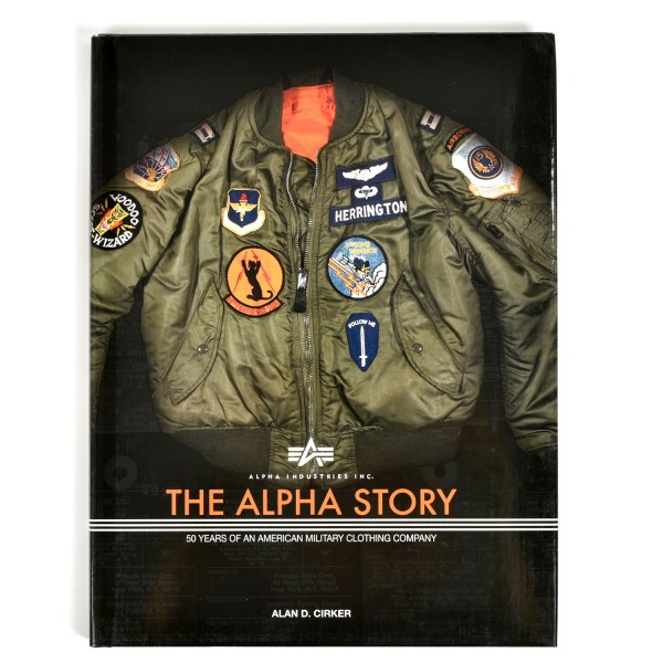 The Alpha Story: 50 Years of an American Military Clothing Company