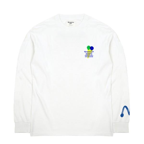 Reception Muderacks Longsleeve T-Shirt
