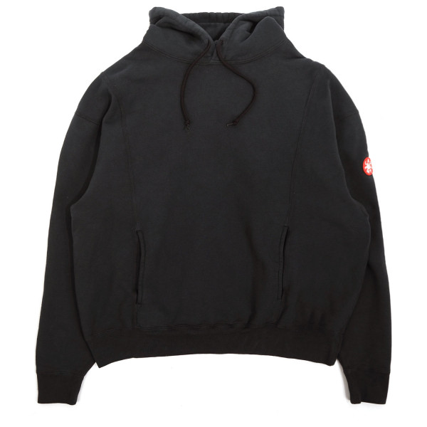Cav Empt Overdye Cut Line Heavy Hooded Sweatshirt