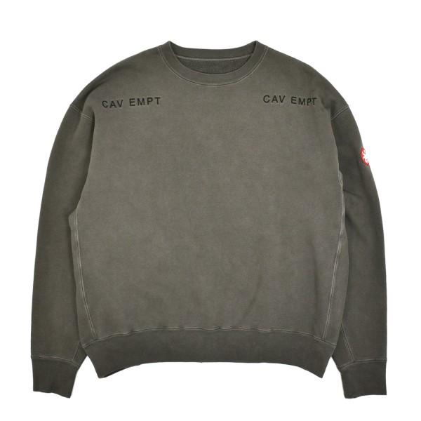 Cav Empt Overdye Squad Crewneck Sweatshirt