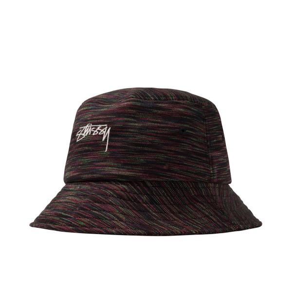 Stussy Multi Color Knit Bucket Hat