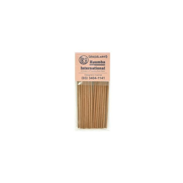 Kuumba Incense Sticks Mini Sandalwood