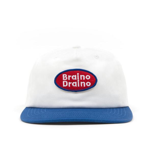Brain Dead Braino Draino Strapback Hat