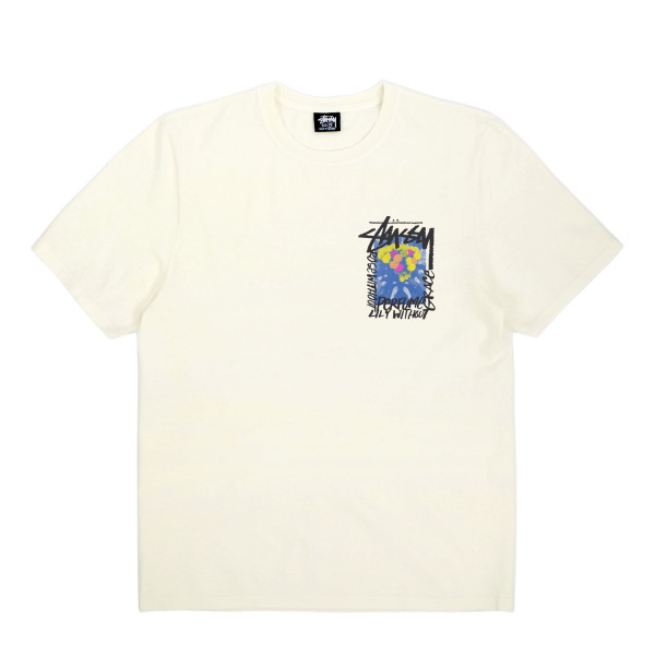 Stussy Camellias Pigment Dyed T-Shirt
