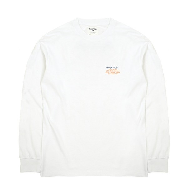 Reception Bruno Longsleeve T-Shirt