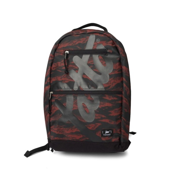 Patta Tiger Stripe LBN Storm Backpack