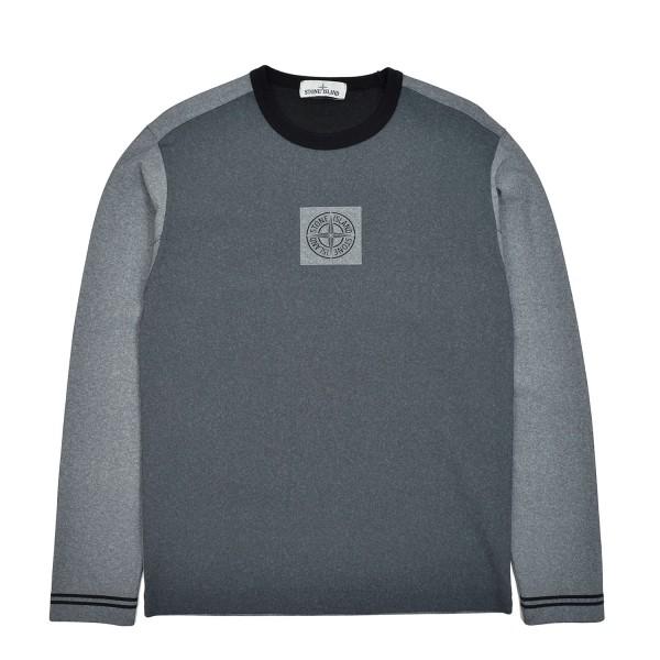 Stone Island Placato Jersey LS T-Shirt