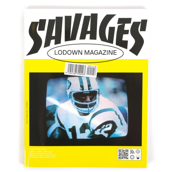 Lodown Magazine Savages
