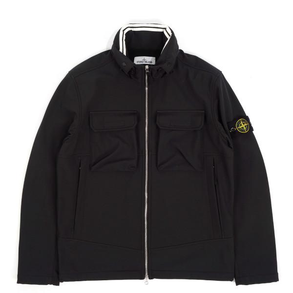 Stone Island Soft Shell-R e.dye Tech Jacket