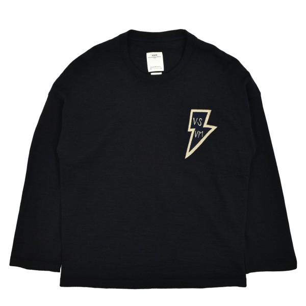 Visvim Jumbo FR LTNG Crewneck Sweater
