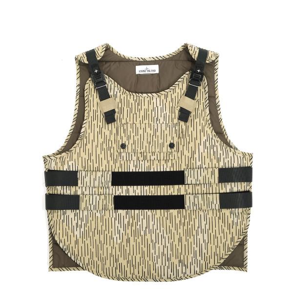 Stone Island Rain Camo Tactical Vest