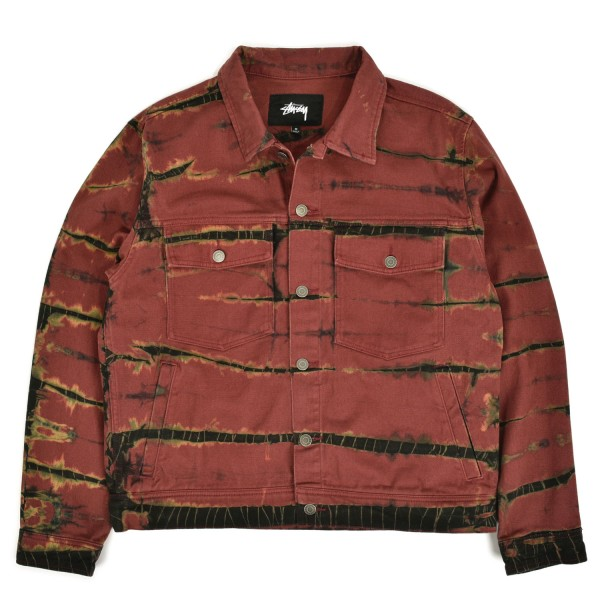 Stussy Rip Dye Ranch Jacket