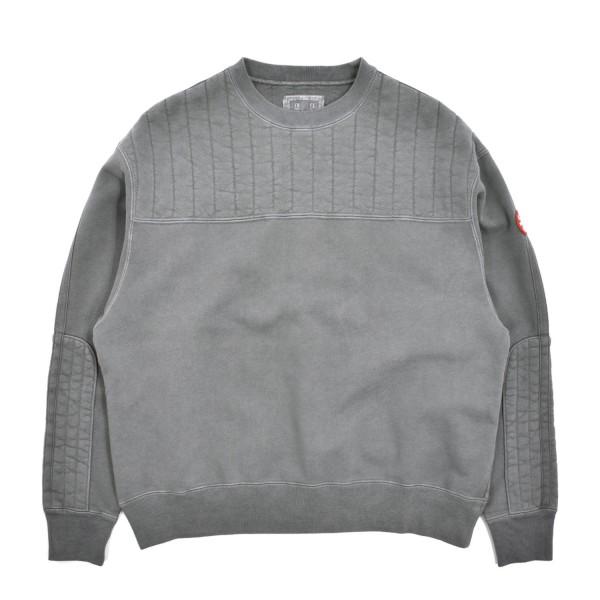 Cav Empt Overdye Pad Crewneck Sweatshirt