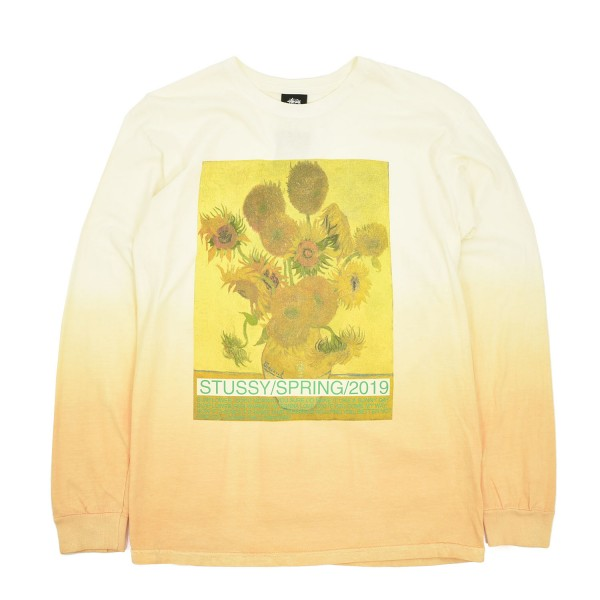 Stussy Sunflower Longsleeve T-Shirt