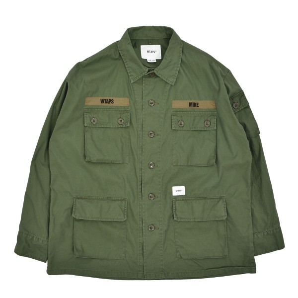 Wtaps Jungle 01 LS Shirt