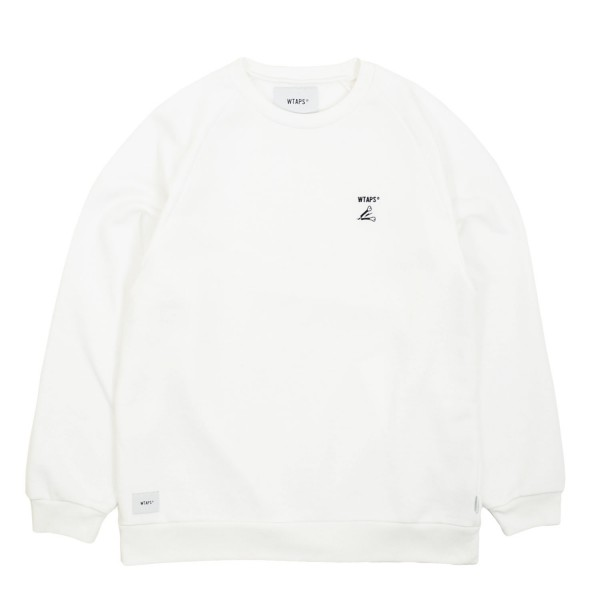 Wtaps Crack 01 Crewneck Sweatshirt