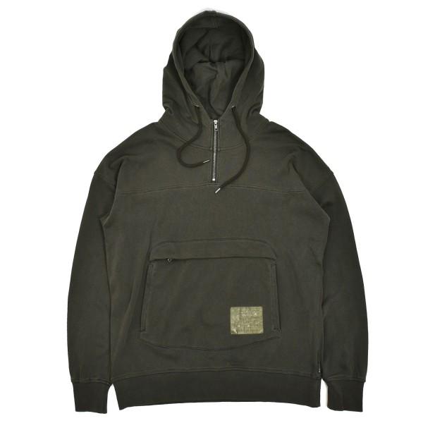 Babylon Pigment Hooded Sweatshirt