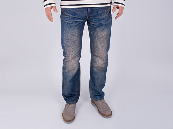 Comme des Garcons Junya Watanabe MAN x Levis Printed Pants