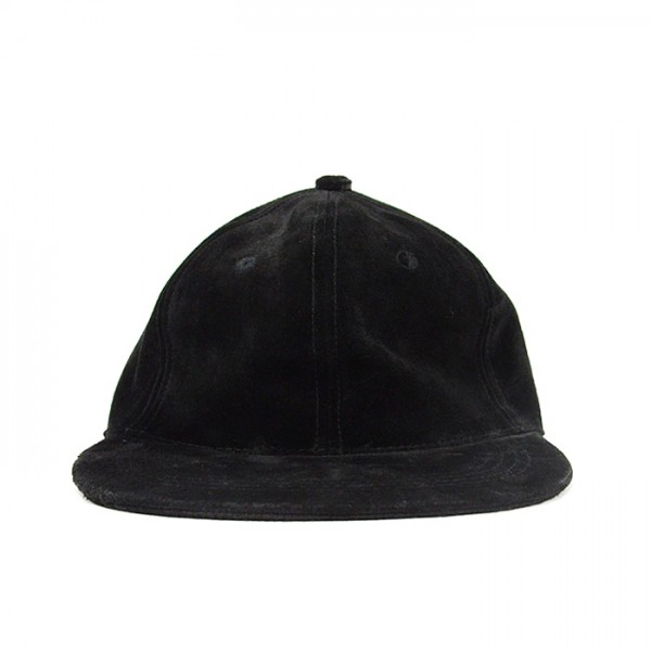Firmament Backdoor Supply Suede 6-Panel Cap