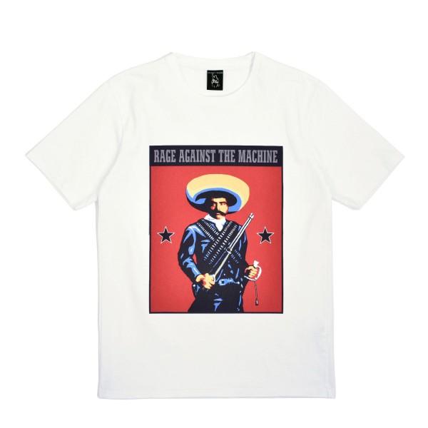 Wacko Maria Rage Against The Machine Heavy Weight T-Shirt Type-1