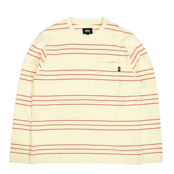 Stussy Trinity Stripe Longsleeve T-Shirt