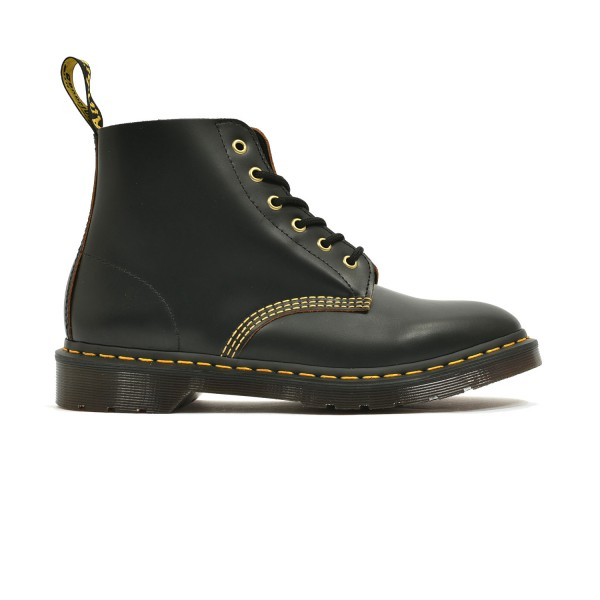 Dr. Martens 101 Arc Black Vintage Smooth