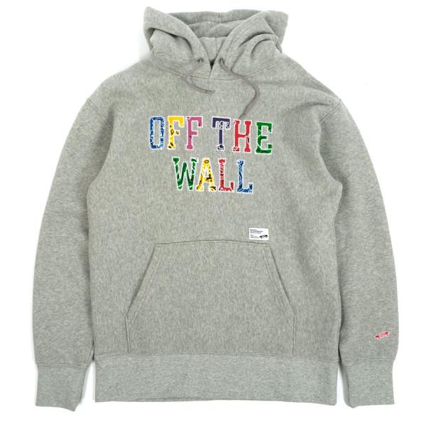 Vans Vault Bedwin And The Heartbreakers Logo Hooded Sweatshirt