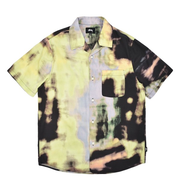 Stussy Leary Shortsleeve Shirt | FIRMAMENT - Berlin Renaissance