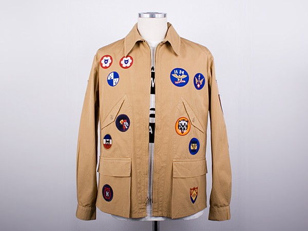 Human Made Patch Jacket