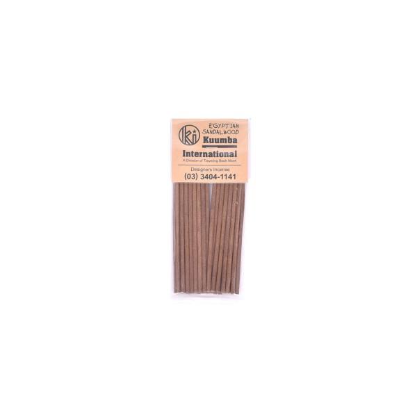 Kuumba Incense Sticks Mini Egyptian Sandalwood