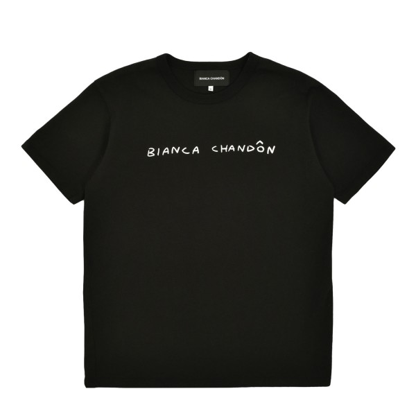 Bianca Chandon Handwritten Logotype T-Shirt