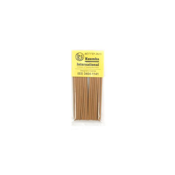 Kuumba Incense Sticks Mini Better Days