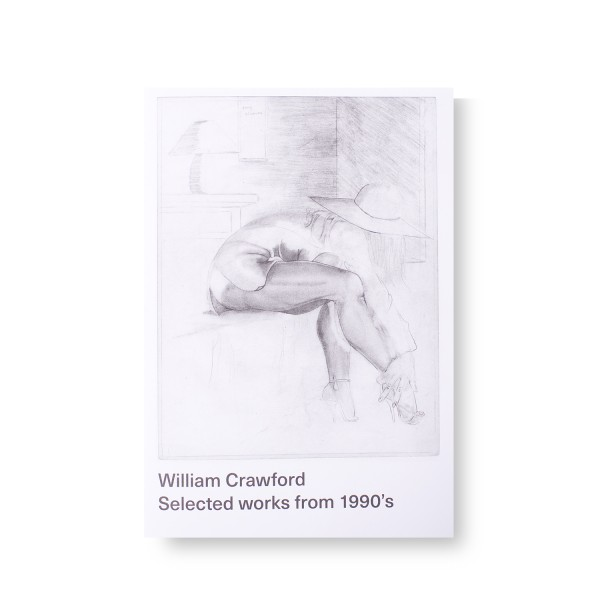 Innen Zines William Crawford Selected Works from 1990's