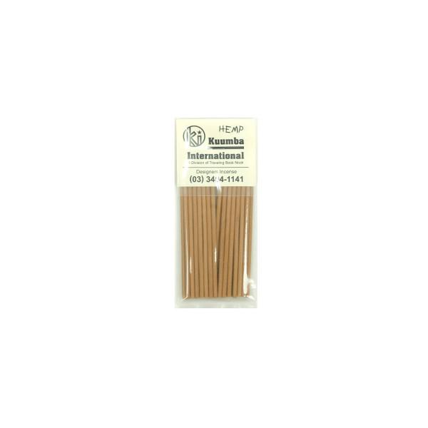 Kuumba Incense Sticks Mini Hemp