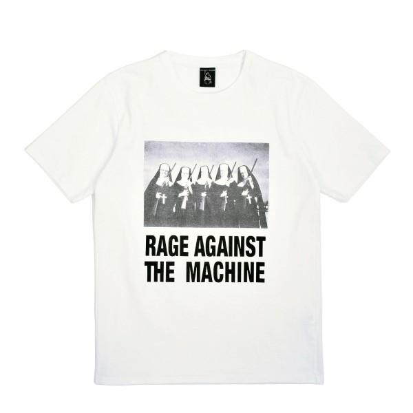 Wacko Maria Rage Against The Machine Heavy Weight T-Shirt Type-4