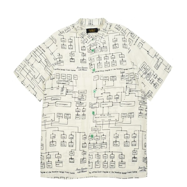 Junior Executive Pleasure Schematics Shirt